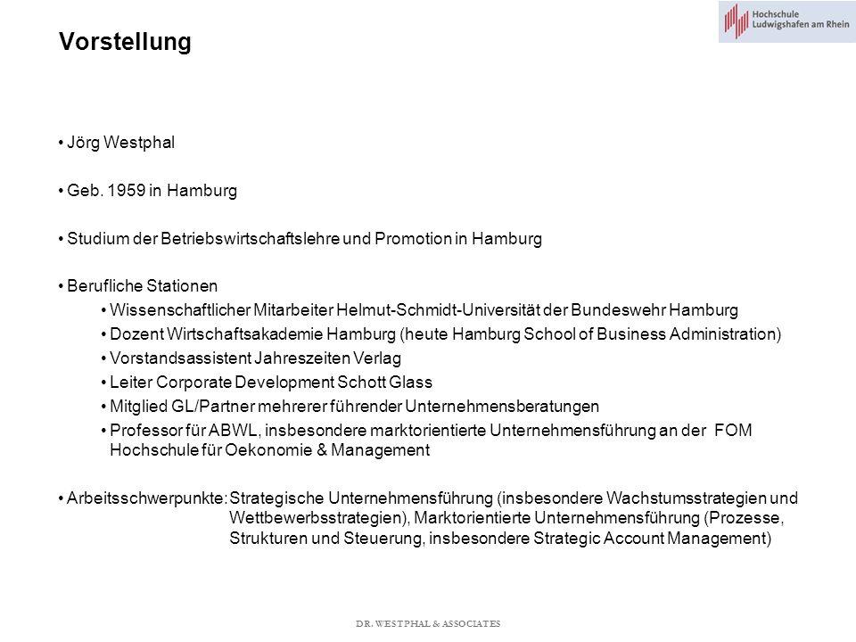 Markenmanagement Zentrale Markenfunktionen Homburg/Krohmer (2007) DR. WESTPHAL & ASSOCIATES