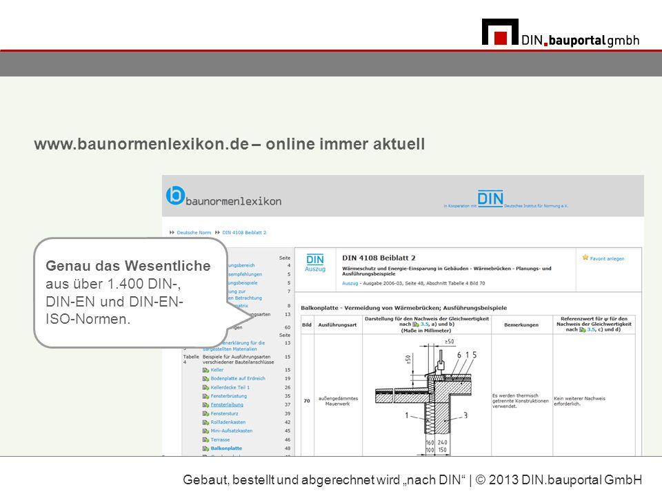 Kompaktes Wissen im Originaltext Alle relevanten Auszüge im Originaltext mit Tabellen und Abbildungen.