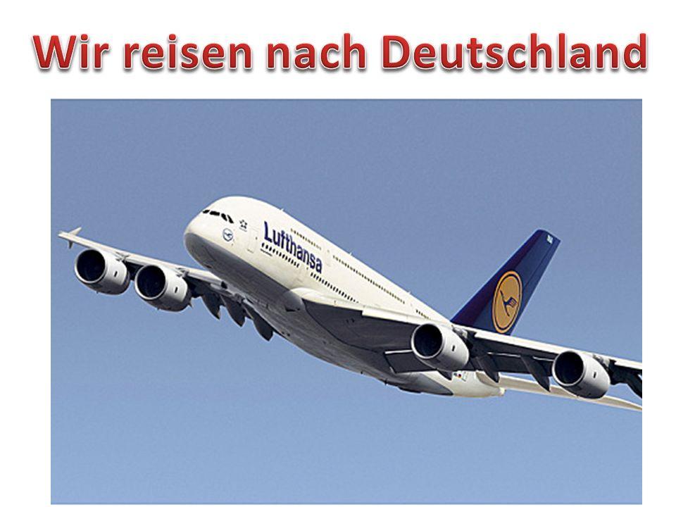 Deine Gruppe plant im Juni eine Reise nach Deutschland.