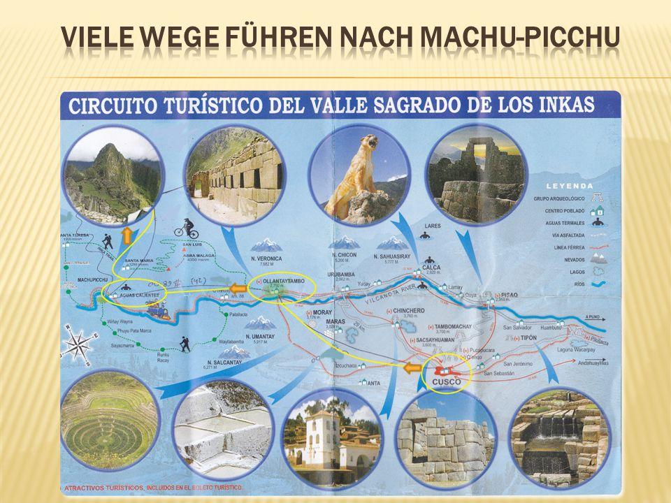 Transport von Cusco nach Ollantaytambo per Schnell-Taxi (Fahrzeit ca.