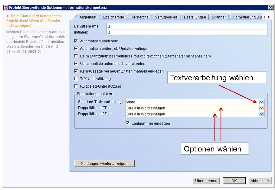 14 Überblick | Literaturverwaltung | Aufgabenplanung | Wissensorganisation | Publizieren | Tipps Publikationsassistent - Zusammenfassung Publikationsa