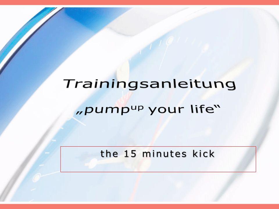 the 15 minutes kick