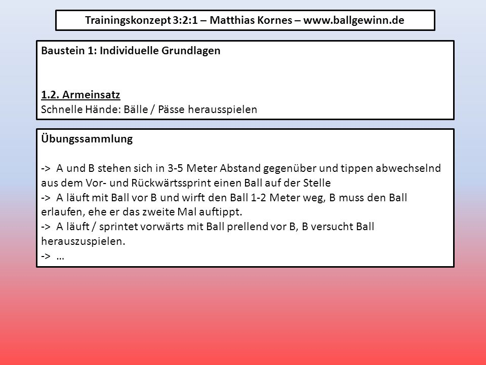 Baustein 3: Kooperation im System 3.2.