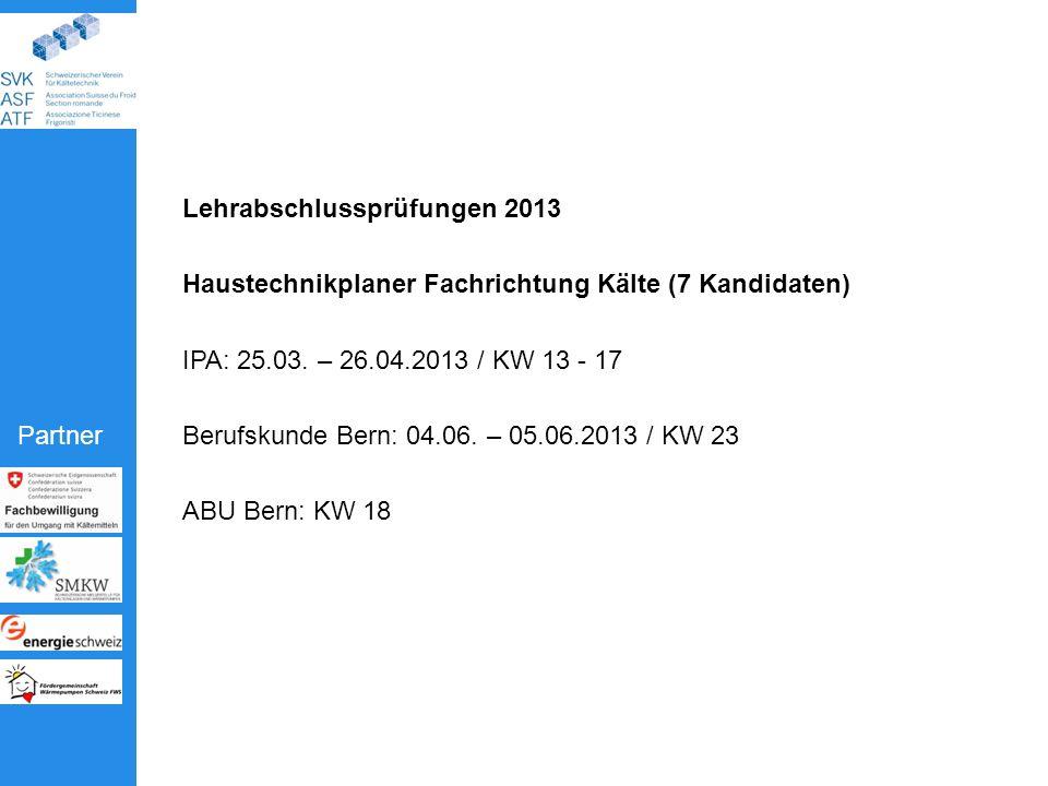 Partner Berufsschweizermeisterschaft 14. September 2013 Gordola TI