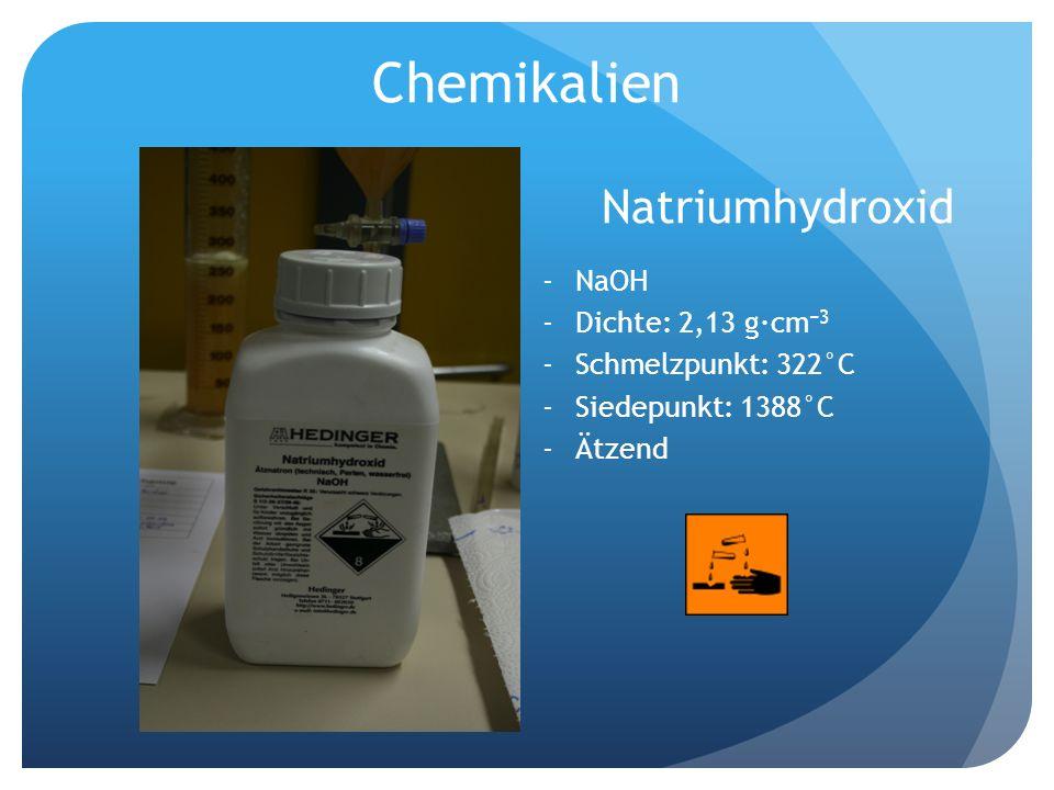 Was ist Biodiesel und was passiert während der Herstellung.