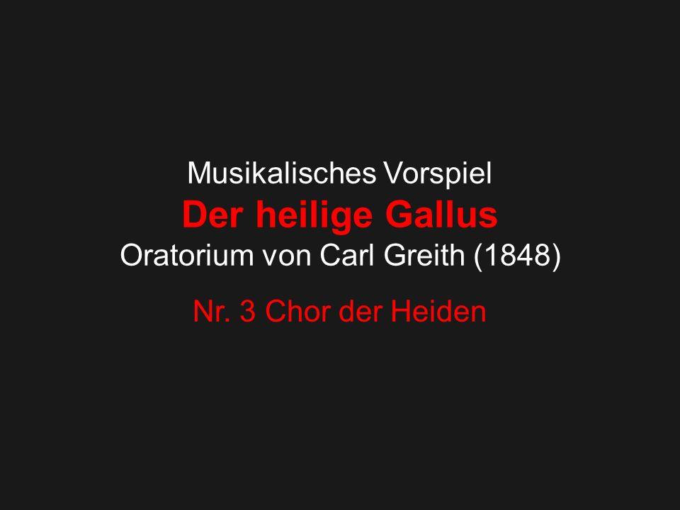 Gallus im Dornbusch Cod. Sang. 542
