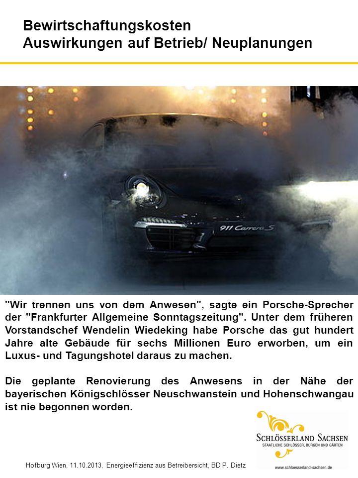 Hofburg Wien, 11.10.2013, Energieeffizienz aus Betreibersicht, BD P. Dietz