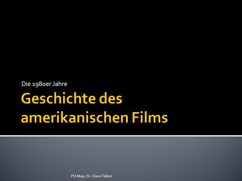 Transformation Vom Film zur Software Globalisierung Ancillary Markets PD Mag. Dr. Claus Tieber
