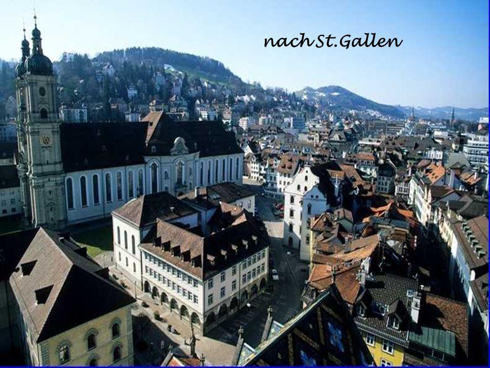 zur Kapellbrücke in Luzern