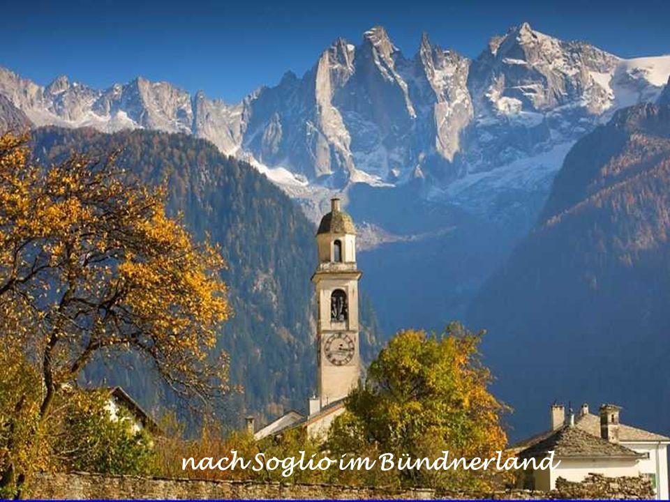 nach Saint Ursanne im Jura