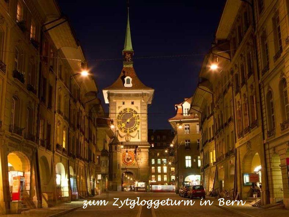 nach Bern