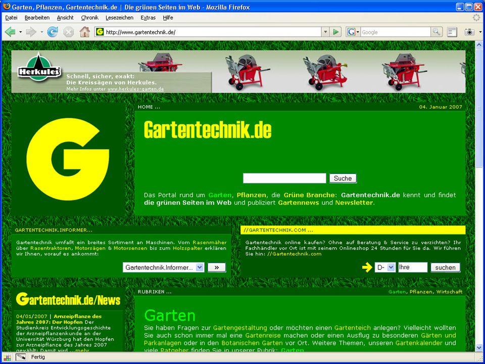 2006 by //SEIBERT/MEDIA Banner nach dem Konzept Multi-Pic für Adley.