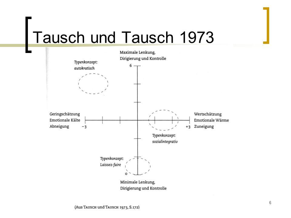 6 Tausch und Tausch 1973