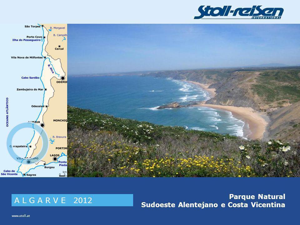www.stoll.at A L G A R V E 2012 Parque Natural Sudoeste Alentejano e Costa Vicentina