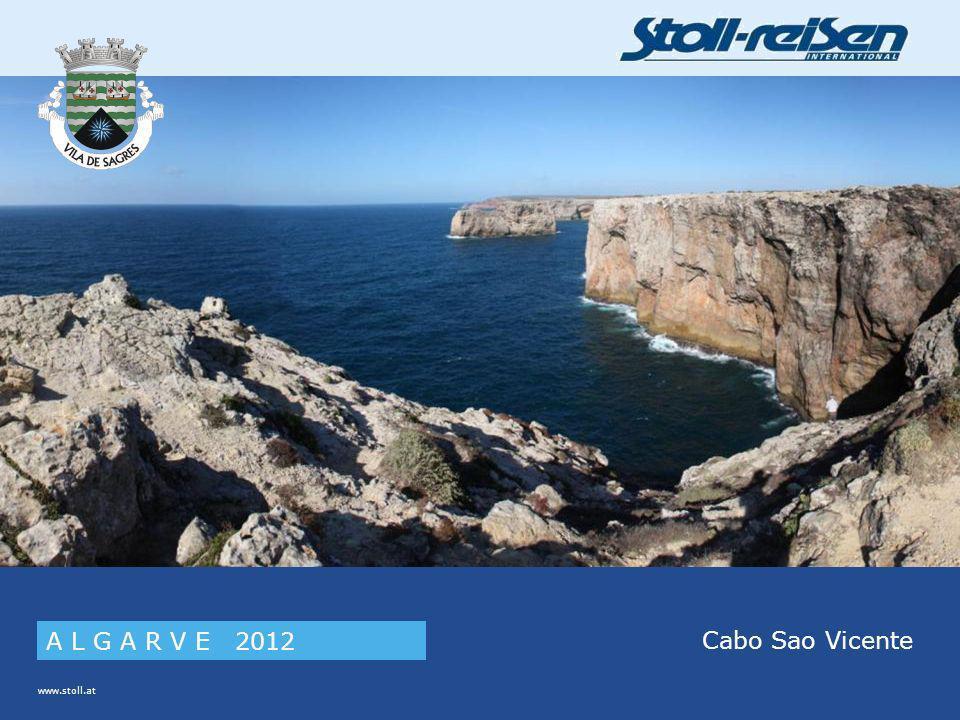 www.stoll.at A L G A R V E 2012 Cabo Sao Vicente