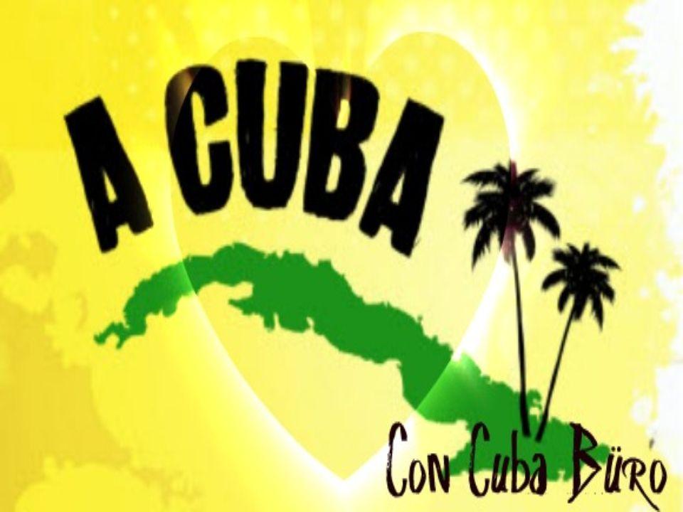 Cuba Büro | Alle Rechte vorbehalten A Cuba con Cuba Büro No esperes mas.