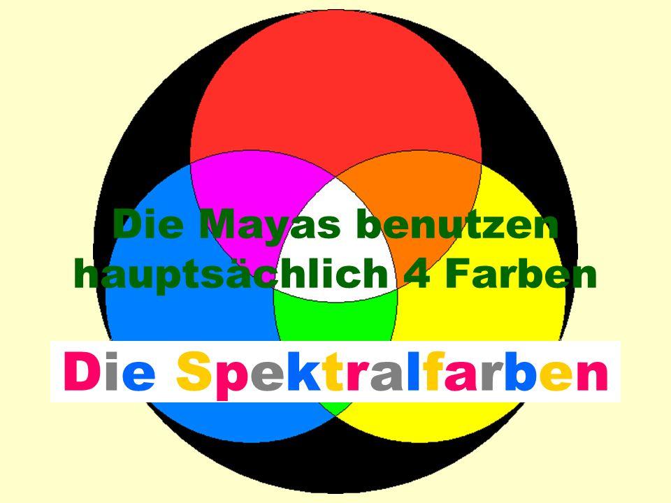 Die SpektralfarbenDie Spektralfarben