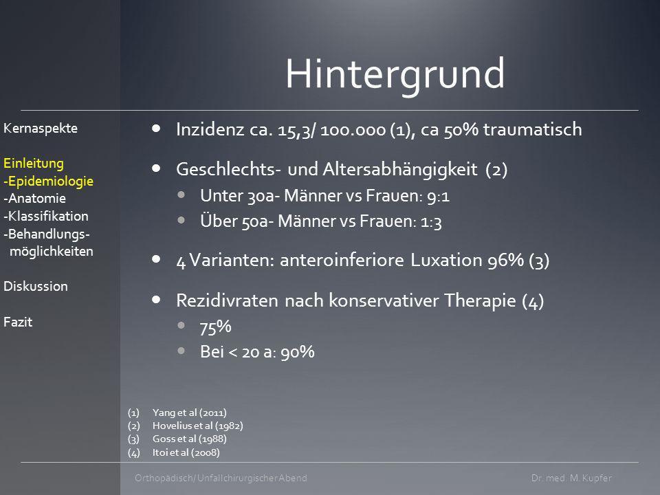 Anatomie I Dr.med. M.