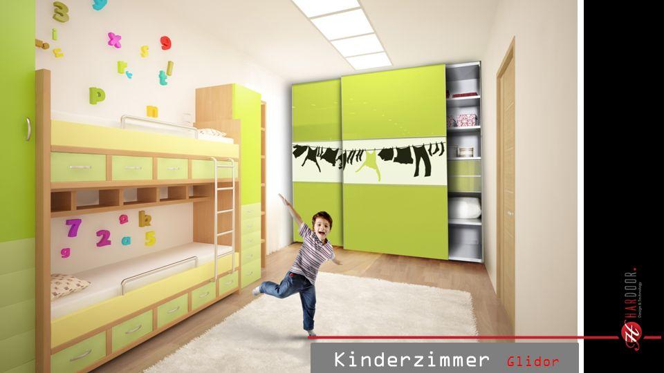 Kinderzimmer Glidor X Print