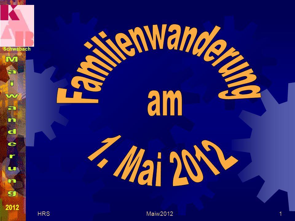 Schwabach 2012 HRSMaiw20122 Petersgmünd – Wernsbach –Sandsteinbruch – Mauk – Petersgmünd Ausklang im Gasthof Böbel Rittersbach