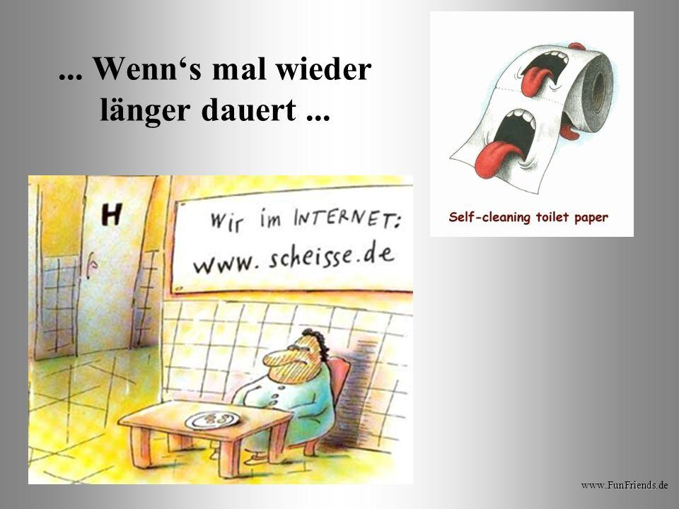 FunFriends www.FunFriends.de Sauberhaltung
