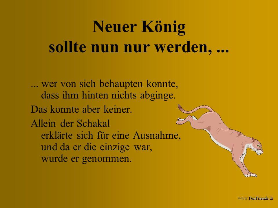 FunFriends www.FunFriends.de Daher war es,......