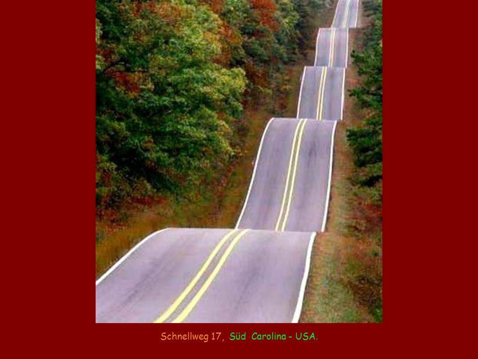 Schnellweg 17, Süd Carolina - USA.