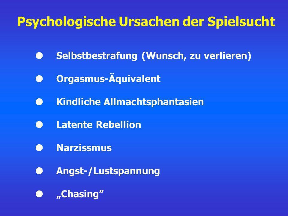 Nicht stoffgebundene Abhängigkeit -Spielsucht / pathologisches Glücksspiel -Esssucht / Essstörungen -Arbeitssucht -Liebes- / Sexsucht -Kaufsucht -Sportsucht -Mediensucht -Okkultismus