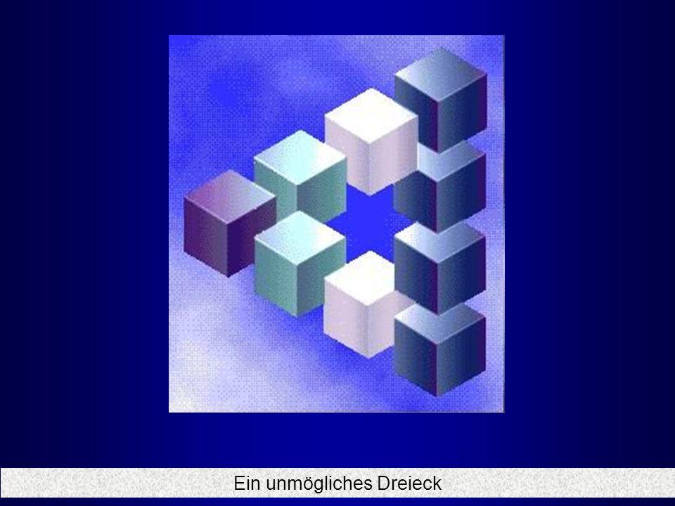 Ein unmögliches Dreieck
