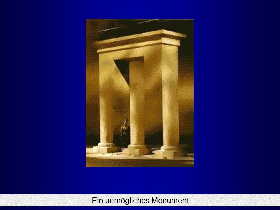 Ein unmögliches Monument