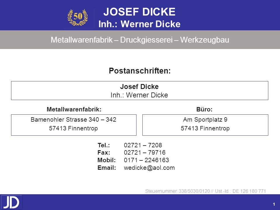 Beschaffungszeichnungen Stand: Januar 2008 für Kilometer- und Hektometerzeichen und Stationszeichen