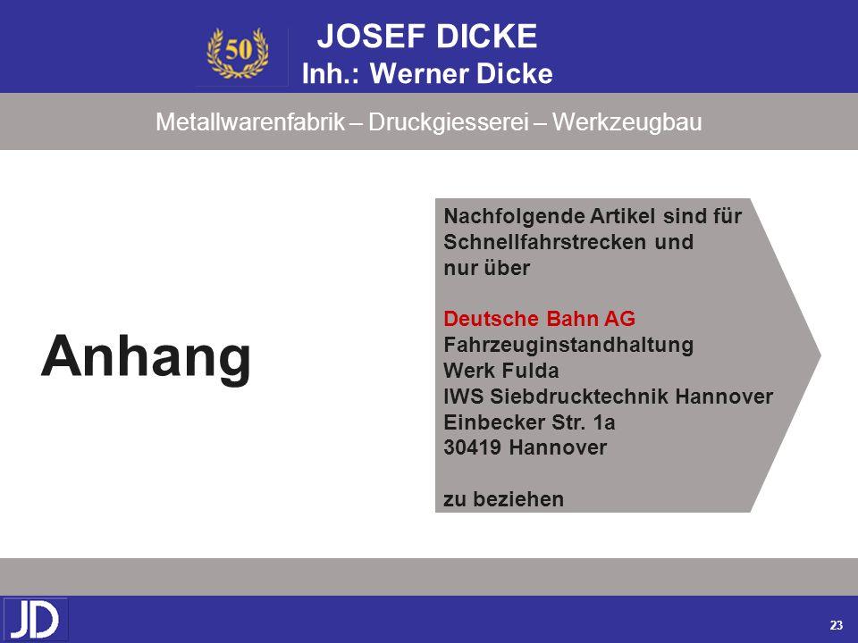 22 Zusatzzeichen zur Kennzeichng. der Notbrems- Überbrückungsabschnitte mit Trägerblech u. Befestigungsteile nach Zeichnung DB KMZ 12 Montiert: Zerleg