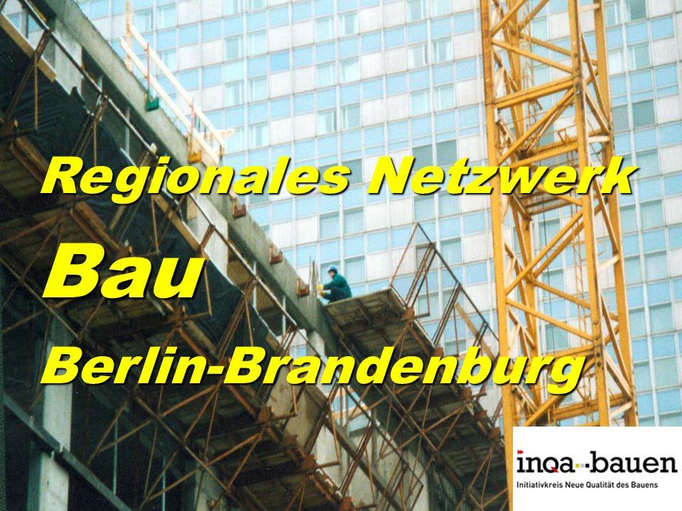Regionales Netzwerk Bau Berlin-Brandenburg