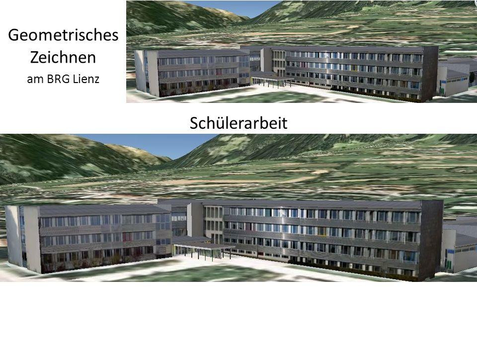 Schülerarbeit http://wald.tsn.at Geometrisches Zeichnen am BRG Lienz