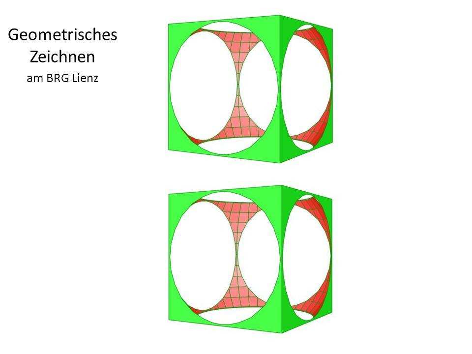 Geometrisches Zeichnen am BRG Lienz