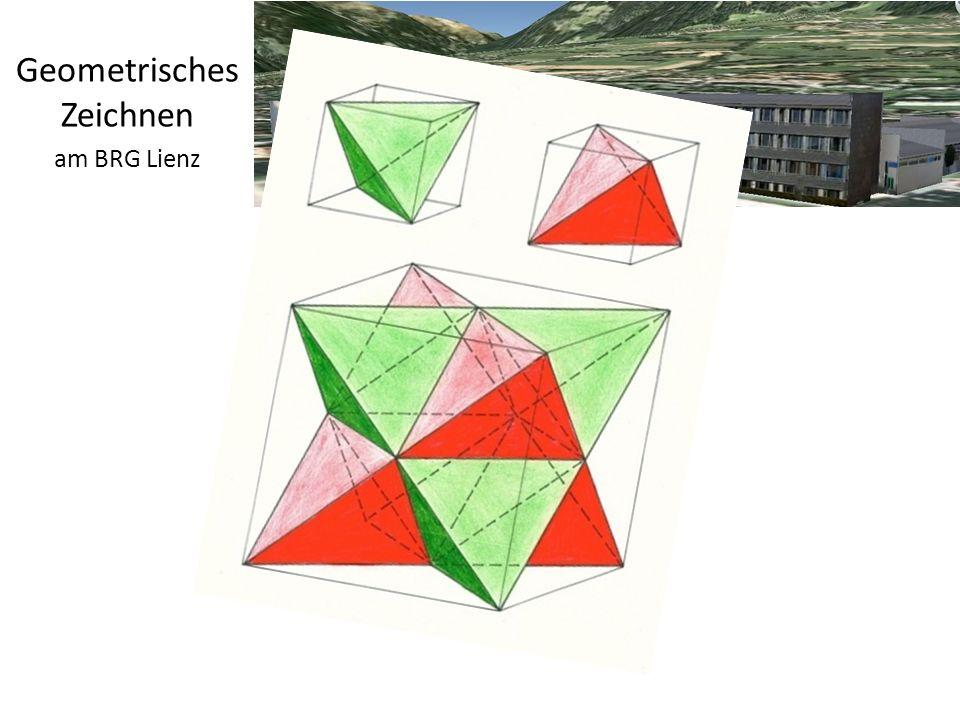 Schülerarbeiten: http://wald.tsn.at Geometrisches Zeichnen am BRG Lienz