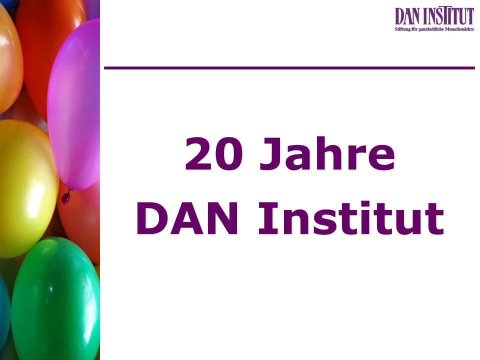 20 Jahre DAN Institut