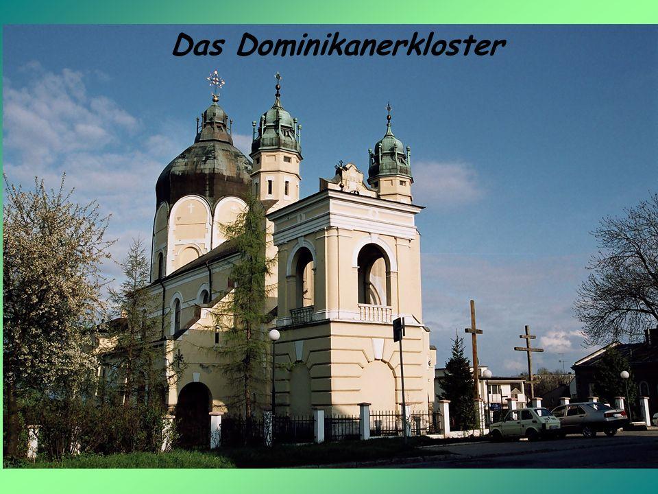 Das Dominikanerkloster