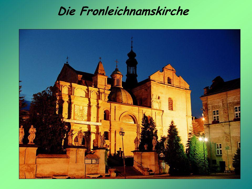 Die Fronleichnamskirche