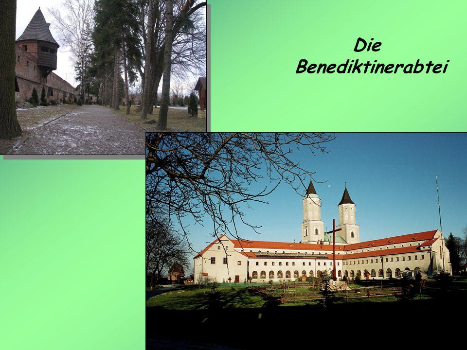 Die Benediktinerabtei