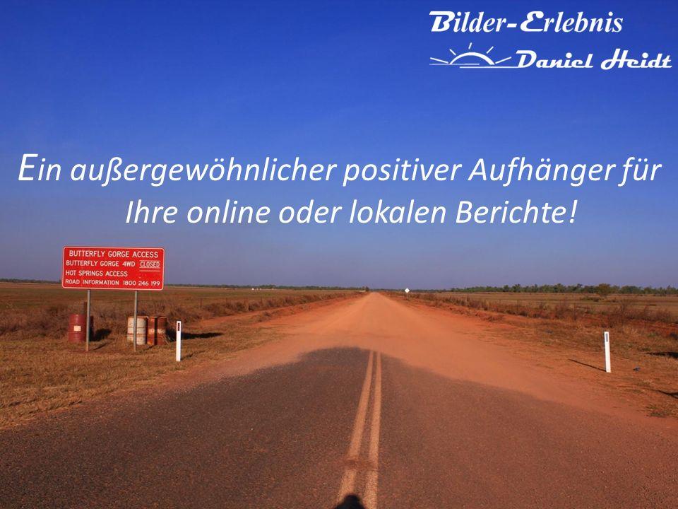 E in außergewöhnlicher positiver Aufhänger für Ihre online oder lokalen Berichte!