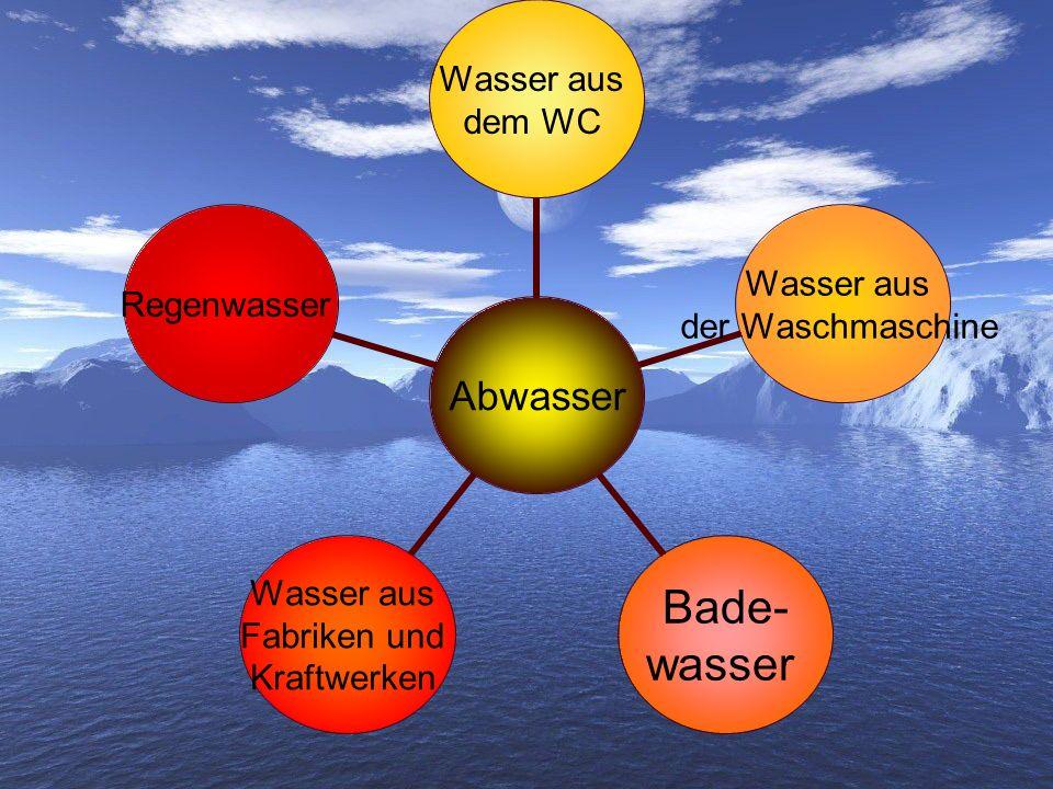 Die meisten großen Flüsse Deutschlands fließen in die Nordsee.