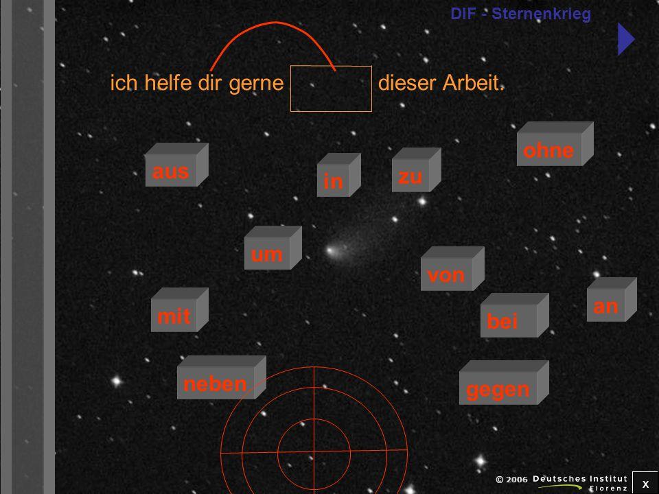 x © 2006 ab!Das hängt da von zu mit aus an bei um neben in gegen ohne DIF - Sternenkrieg