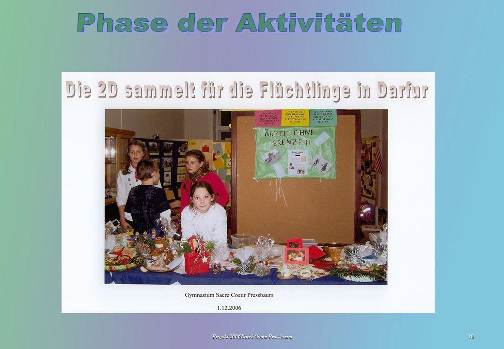 Projekt 2006 Sacré Coeur Pressbaum10