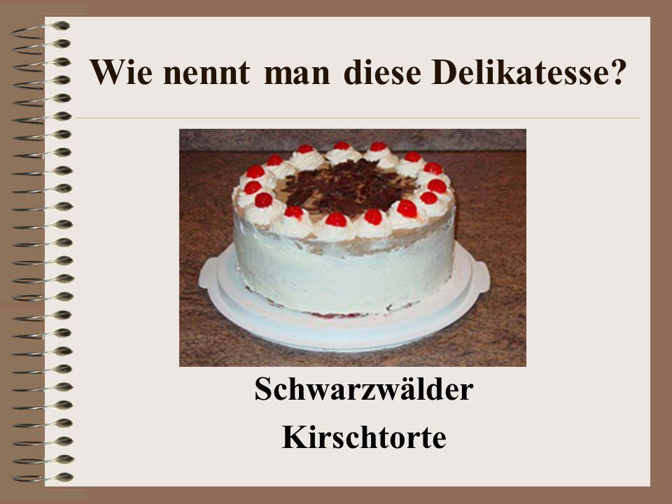Weißwürste sind typisch für Bayern. Wo isst man …? Rostbrat- würste in Thüringen