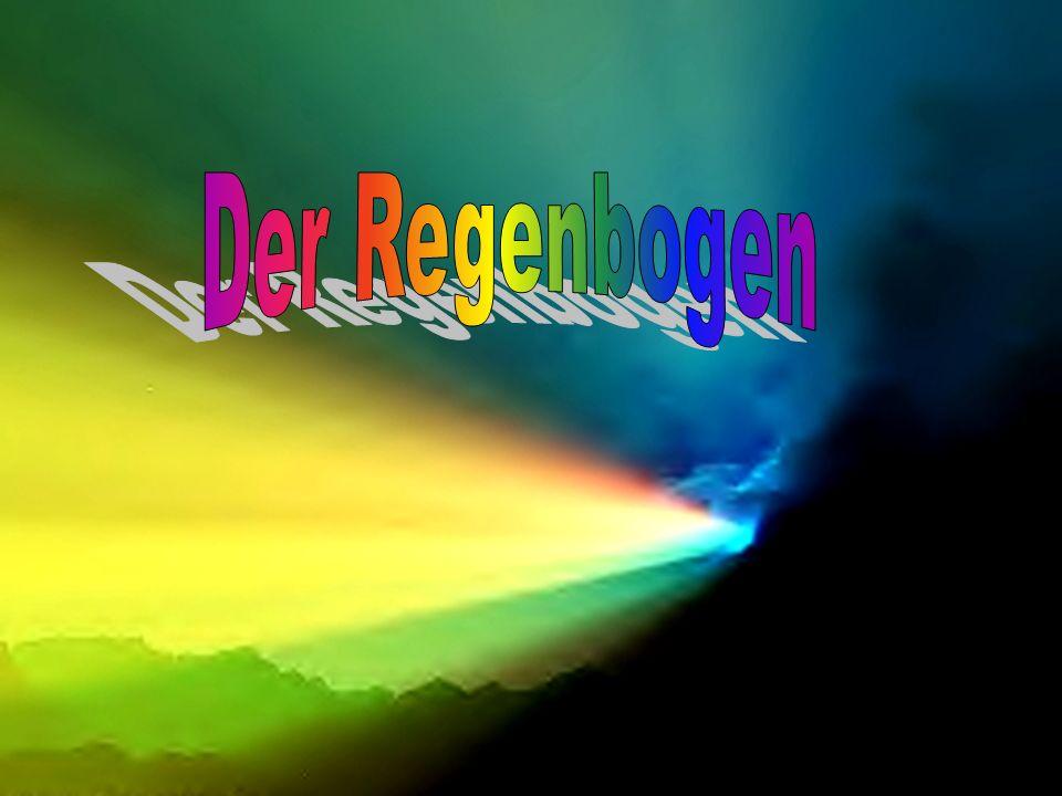 Der REGEN wandte sich nun an die still gewordenen Farben und sah dabei jede einzelne an: Ihr dummen Farben streitet untereinander und versucht den anderen zu übertrumpfen.