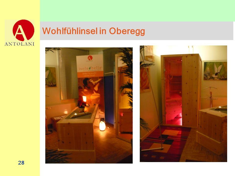 28 Wohlfühlinsel in Oberegg