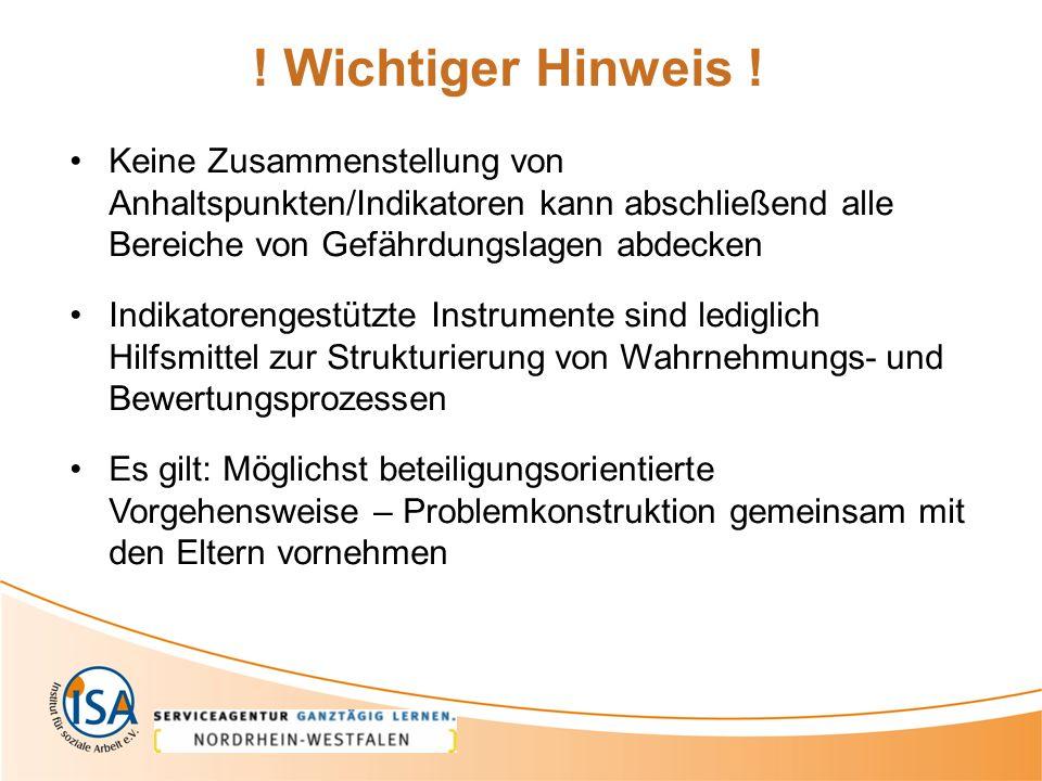 Umgang mit Kindeswohlgefährdung in der Schule - Prozessgestaltung 2.