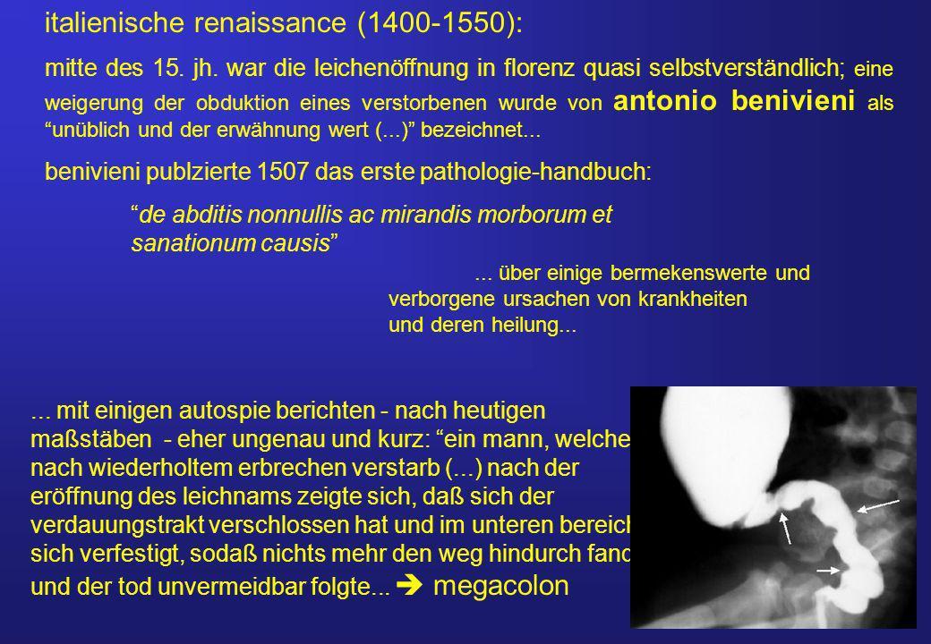 italienische renaissance (1400-1550): mitte des 15.
