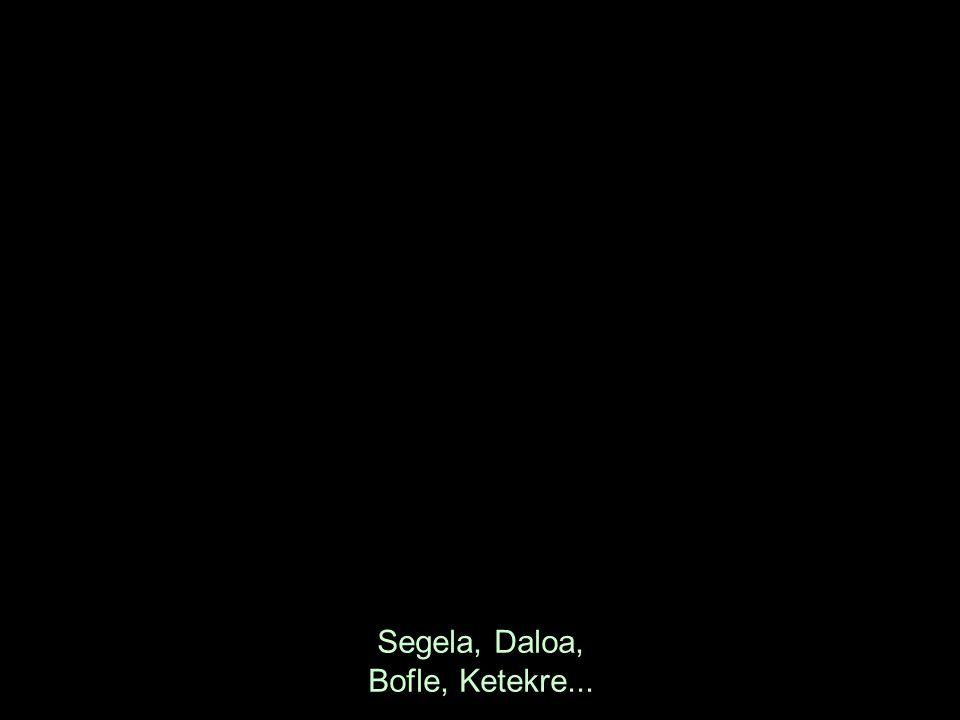 Segela, Daloa, Bofle, Ketekre...